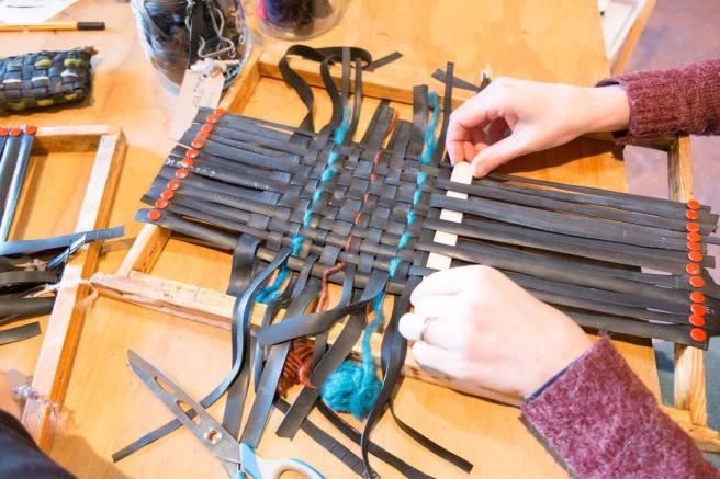tessitura ciclabile