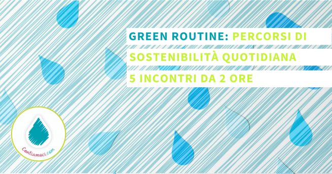 GREEN ROUTINE POST COVER FACEBOOK
